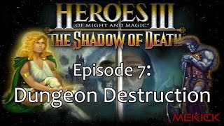 Heroes of Might and Magic III: Dungeon 1v7 FFA (200%)