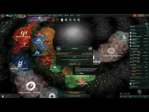 "Lets Play Stellaris Deutsch Teil 19 ""Stressiger Knecht"""