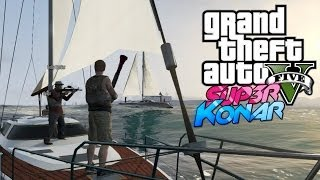 GTA 5 online - Best of funny moments #18 (Bowling, Pearl harbor, Mont chiliad fun, glitchs)