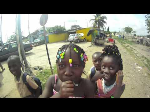 Streets & People of Abidjan. IVORY COAST (Côte d'Ivoire). West Africa