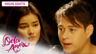Dolce Amore: Tenten sings while staring at Serena