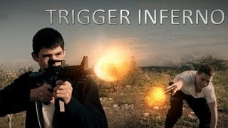 Trigger Inferno: Short Action Scene