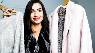 Kobieca garderoba na jesień 2017. Swetry, płaszcze, kurtki | ZOPHIA Osobista Stylistka