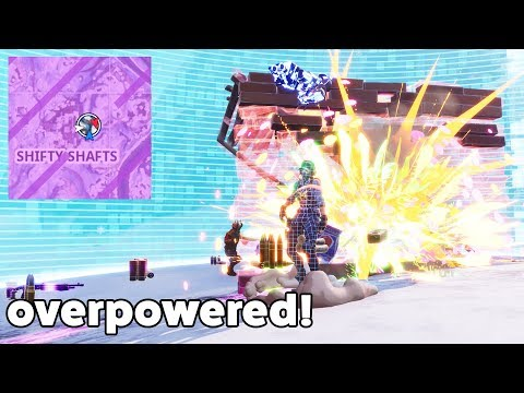 *NEW* FORTNITE BOTTLE ROCKET GAMEPLAY! (Glitched Lobby)