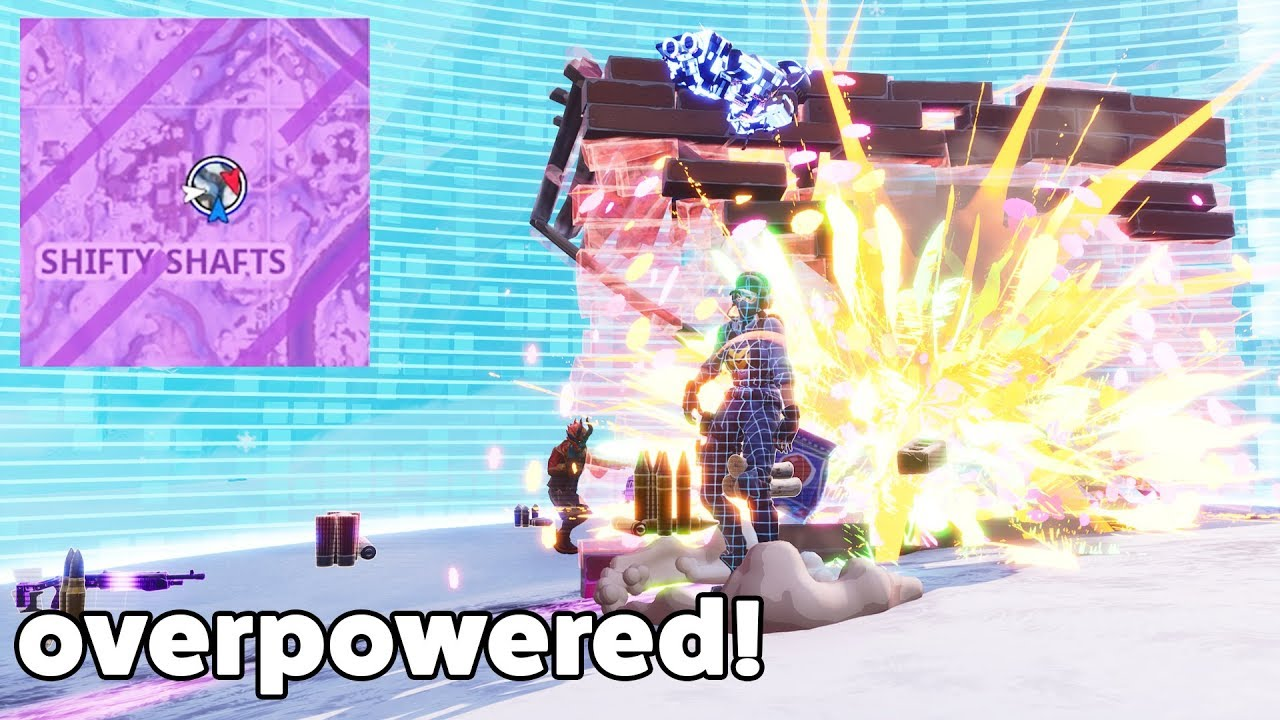*NEW* FORTNITE BOTTLE ROCKET GAMEPLAY! (Glitched Lobby)