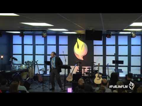 Como Vivir Bien Cuando Las Cosas Van Mal- Pastor Andrés Panasiuk - 15 Noviembre 2015