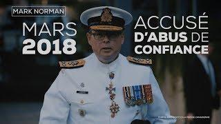 La Couronne retire l'accusation contre le vice-amiral Mark Norman