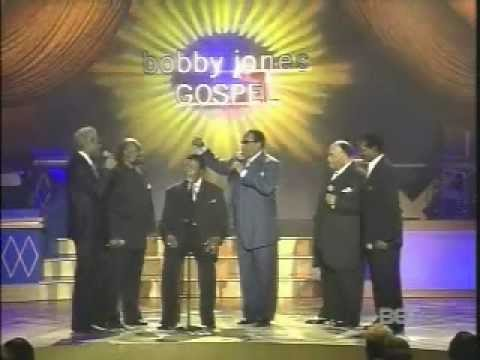soul stirrers live! (Bobby Jones Gospel) Stand by me