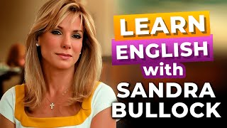 Learn How To Give Advice In English with SANDRA BULLOCK | The Blind Side
