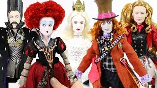 Alice Through the Looking Glass Film Collection Dolls