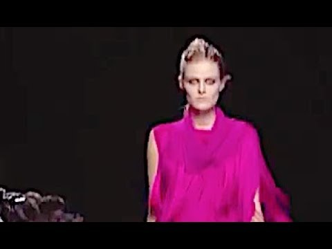 NINA RICCI Spring Summer 2013 Paris - Fashion Channel