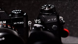 Fuji X-T2 vs Fuji X-T20: Which Should You Buy?