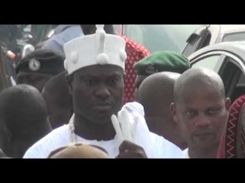 Traditional Installation of New Ooni of Ife (Osun State)