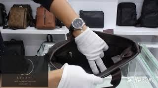 Портфель-сумка мужской A4 Polo Vicuna V6602 | Обзор