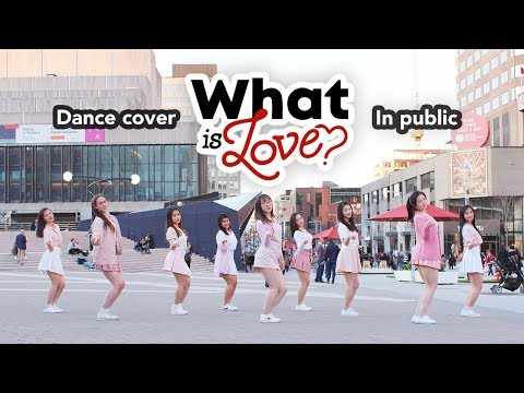 [KPOP IN PUBLIC MONTREAL] TWICE (트와이스) - WHAT IS LOVE? | Dance Cover By 2KSQUAD