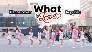 Kpop In Public Montreal  Twice  트와이스  - What Is Love? | Dance Cover By 2ksquad