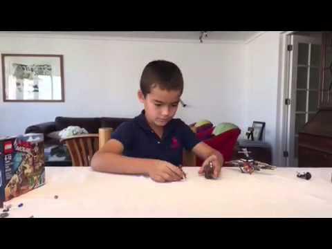 Iñaki reviews Lego Get Away Glider