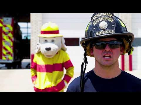 Paris Fire Department Lip-Sync Video    Paris, Texas