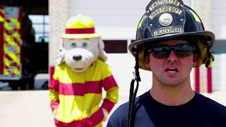 Paris Fire Department Lip-Sync Video || Paris, Texas