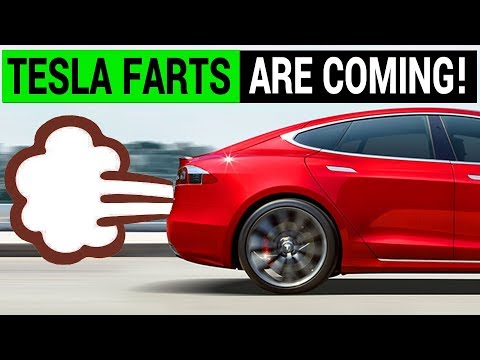 Tesla Hides Farts & Romance in Its Latest Easter Eggs