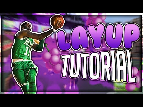FULL LAYUP TUTORIAL | 🍇 HOW TO DO JELLY LAYUP, 360 LAYUP, EURO STEP - NBA 2K19 (READ DESCRIPTION!)