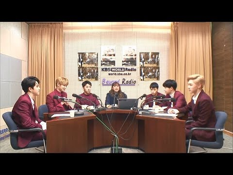 171020 JBJ Interview Talk at KBS World Indonesia Radio with DJ Niken