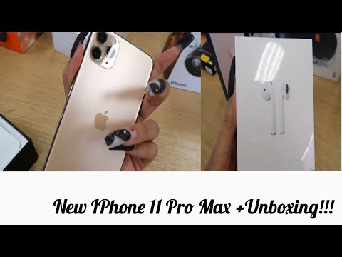 VLOG| GETTING THE NEW iPHONE 11 PRO MAX +Unboxing!!