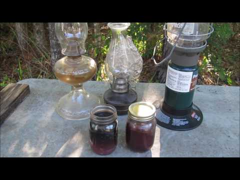 Phasing Out Candles and Kerosene Lamps