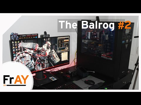 [The Balrog Project] X99, i7-5930K, DDR4 ,Corsair 900D and WC - Components Show