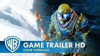 MITTELERDE: SCHATTEN DES KRIEGES - Gameplay-Video Deutsch HD German (2017)