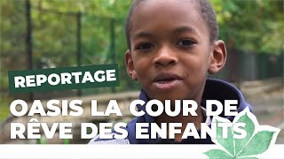 Les cours Oasis - Episode 1 : paroles d'enfants