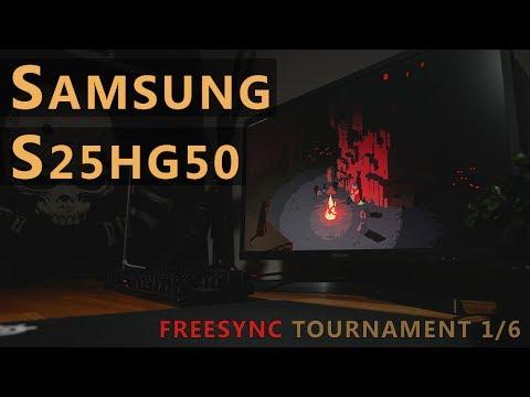 Lim's Cave Review über den Monitor Samsung S25HG50