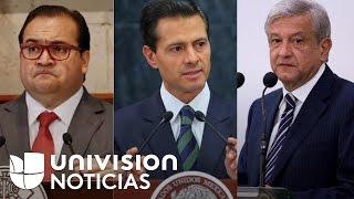 'Corrupchampions', la iniciativa que pregunta quién es el político más corrupto de México