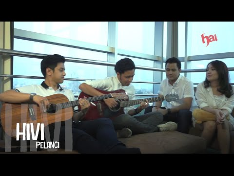 HIVI! PELANGI (LIVE PERFORMANCE)