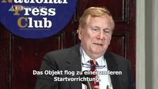 UFO verängstigt Wachsoldaten - Bruce Fenstermacher