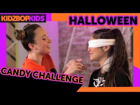 KIDZ BOP Kids - Halloween Candy Challenge