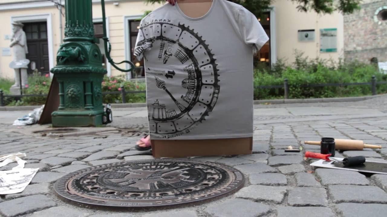 99d22dce raubdruckerin pirate printers ink berlin's manhole covers