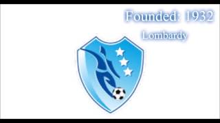ΥΜΝΟΣ ΣΟΝΤΡΙΟ / ANTHEM OF SONDRIO FOOTBALL / INNO SONDRIO CALCIO
