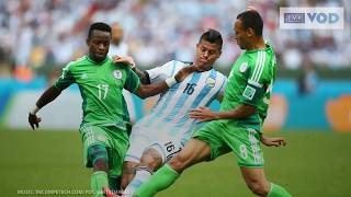 Mundial 2018 – Nigeria vs Argentyna