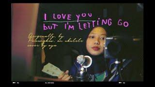 i love you but i'm letting go - pamungkas (ukulele cover)