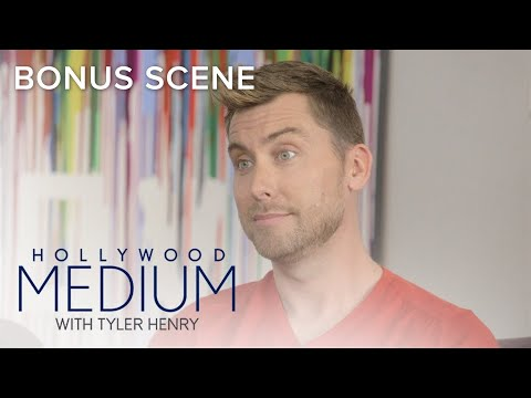 What's in Lance Bass' Husband's Future? | Hollywood Medium with Tyler Henry | E!