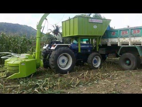 MULTI CROP CHOPPER- 2227  SANTHOSH AGRI MACHINERY