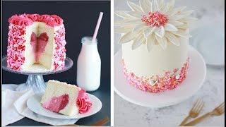 Amazing Chocolate Cake Decorating New Year - How To make a Chocolate Cake Decorating 2019