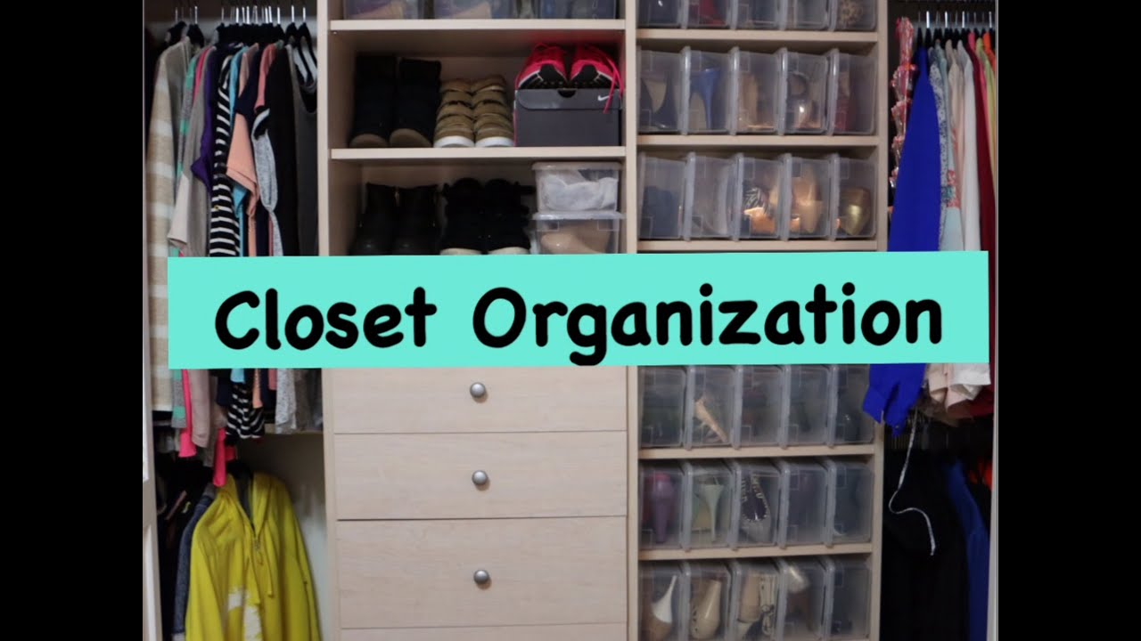 Amazing Closet Organization Tips And Tricks: How I Organize My Closet