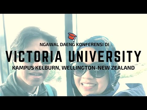 I hate this beautiful country : Victoria University-Kelburn Campus, Wellington-New Zealand