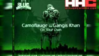 Gangis Khan aka Camoflauge - Scattered Thoughts Pt. 2 [Prod. Crippled Chemist]