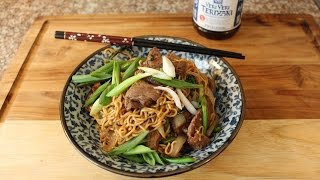 How To Make Beef Teriyaki Noodles With Soy Vay ®