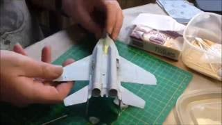 Airfix - MiG 29A Fulcrum 1:72 Step by Step Build