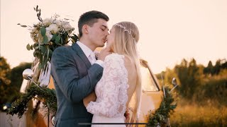 Our Crazy Wedding In 4 Minutes