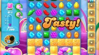 Candy Crush Soda Saga Level 341 (3 Stars)